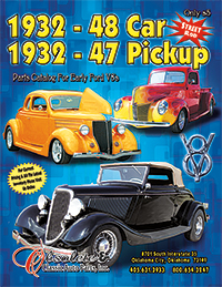 Shop 132-1948 Early Ford V8 Catalog