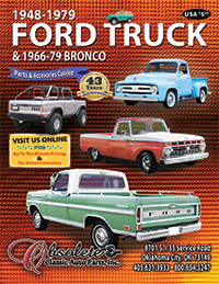 1948-1979 Ford Truck & Bronco Catalog
