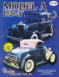 Shop our Model A catalog covering years 1928-1931