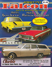 1960-70 Ford Falcon Catalog