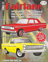 1962-1972 Ford Fairlane Catalog