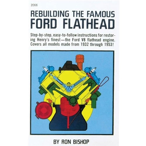 Rebuilding the Famous Ford® Flathead