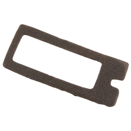License Plate Lamp Lens Gasket