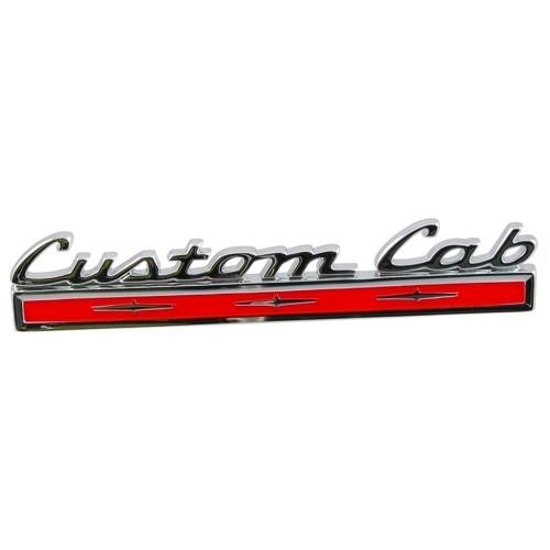 Custom Cab Emblem