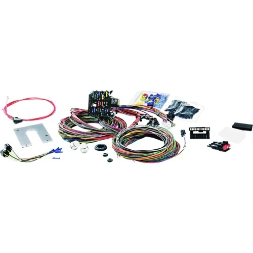 Wiring & Related - Electrical on universal ignition module, universal battery, lightweight safety harness, universal equipment harness, universal air filter, construction harness, universal fuel rail, universal miller by sperian harness, stihl universal harness, universal heater core, universal fuse box, universal radio harness, universal steering column,