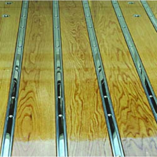 Polished Stainless Steel Bed Strip
