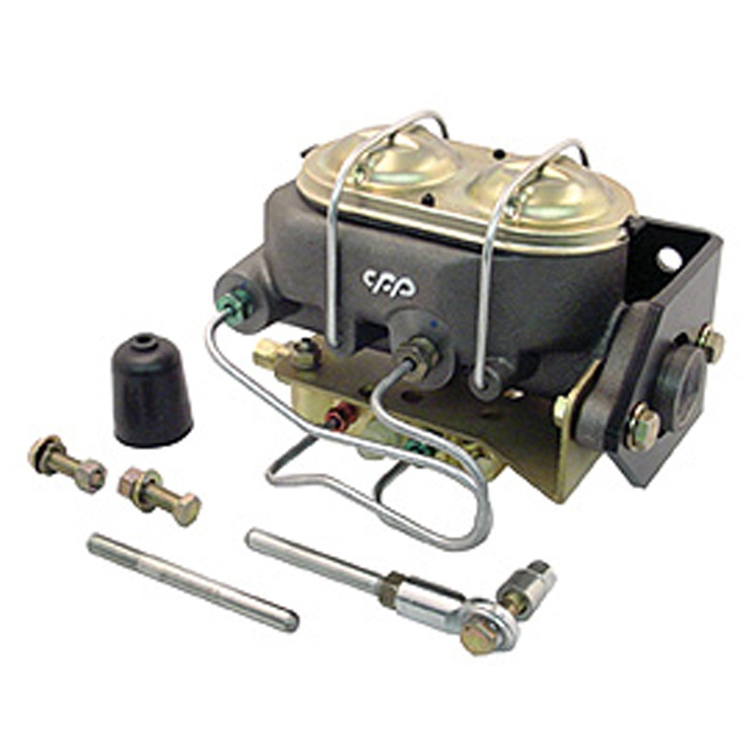 Manual Master Cylinder & Bracket Kit