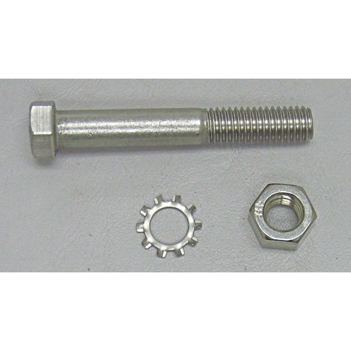 Stainless Master Cylinder Bolt Kit