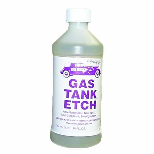 Gas Tank Etch