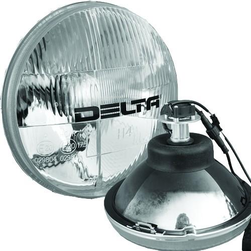 "7"" Classic LED Headlight System"