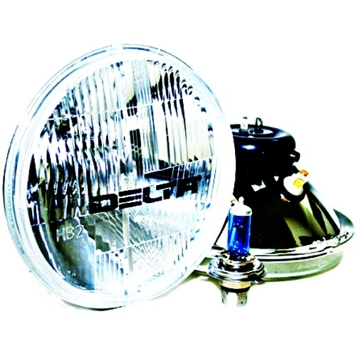 "7"" DOT Series Xenon Headlight"