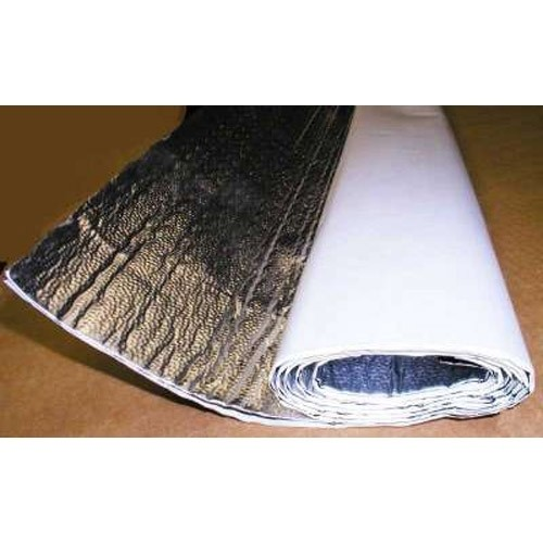 Adhesive Backed Foil Insulation Sheeting