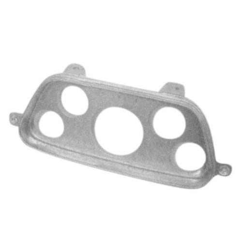 1953-55 Aluminum Instrument Cluster Bezel