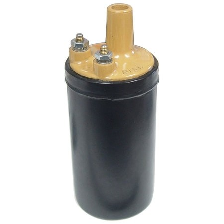 12 Volt Mustard Top Ignition Coil