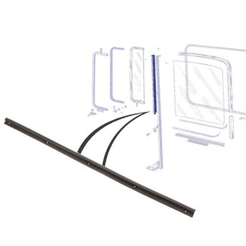 Vent Window Back Edge Seals