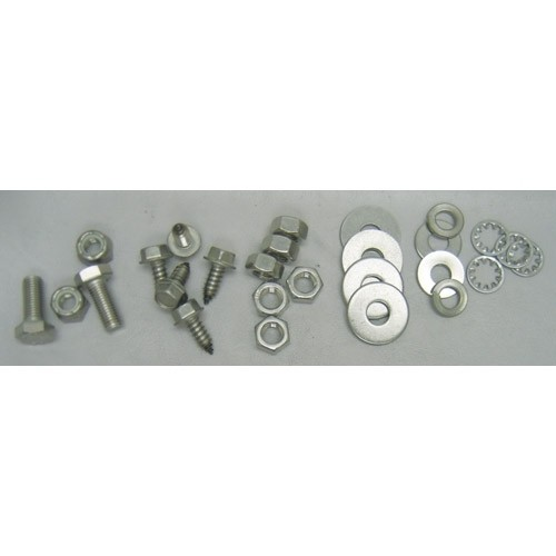 Stainless Firewall Bolt Kit