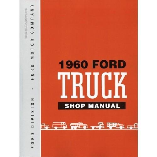 1948-56 Ford Truck Illustrations Catalog