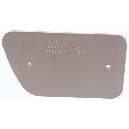 Body Side Rear Reflector Mounting Pad