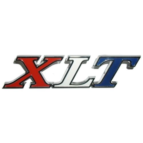 XLT Bedside Emblem