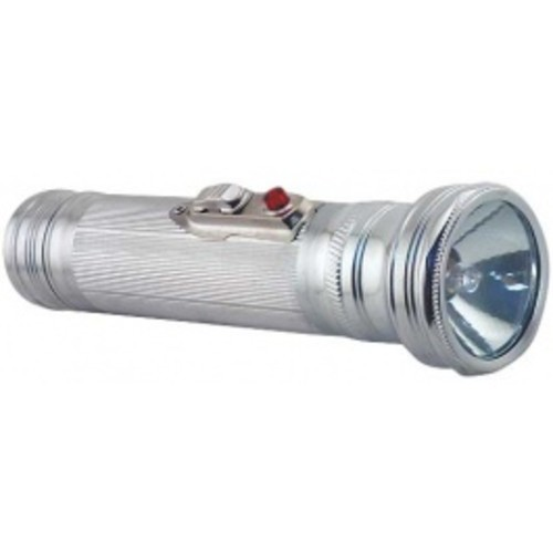 Chrome Vintage Flashlight