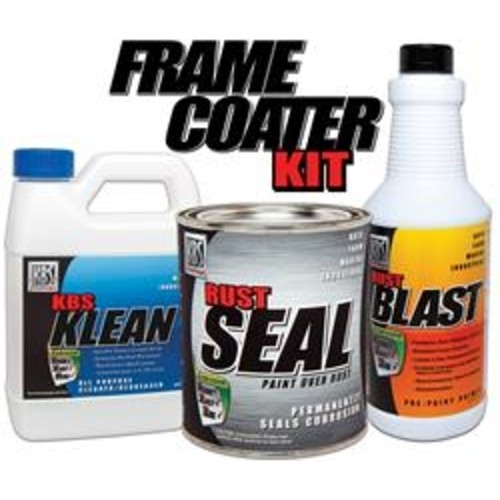 KBS Rust Seal Frame Coater Kit