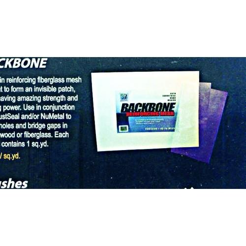 Backbone Fiberglass Mesh Patch