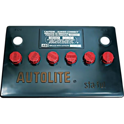 Autolite Battery Cover