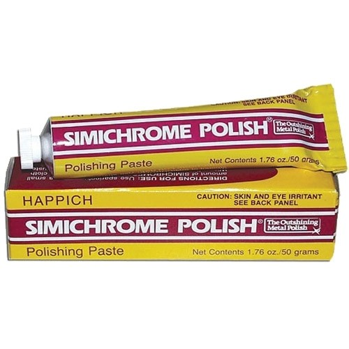 Simi Chrome Polishing Paste