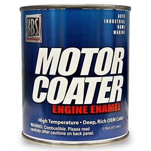 KBS Motor Coater Paint - Green