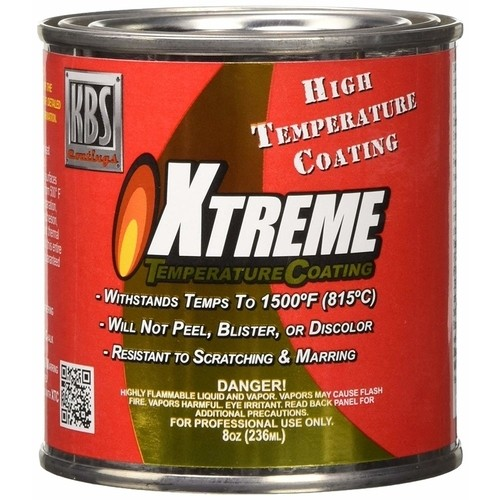 KBS Xtreme Temperature Paint