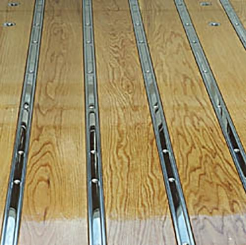 Stainless Steel Bed Strip