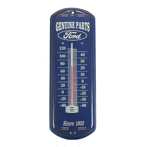 FORD® Genuine Parts Wall Thermometer