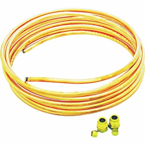 Flexible Fuel Line