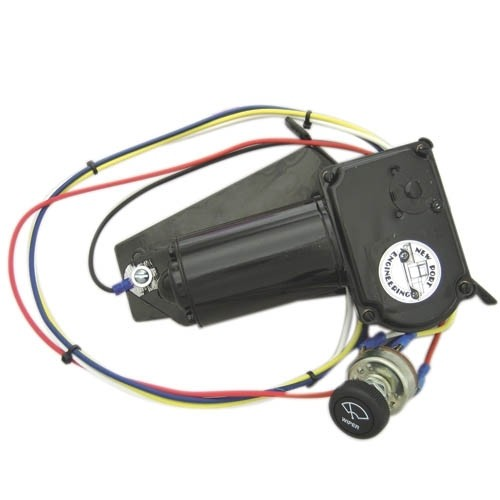 Electric Windshield Wiper Motor Kit