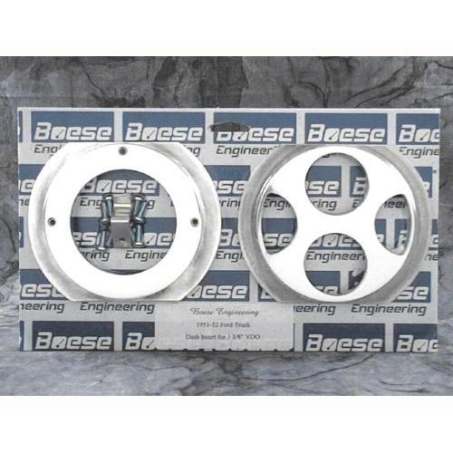Billet Aluminum Dash Bezel