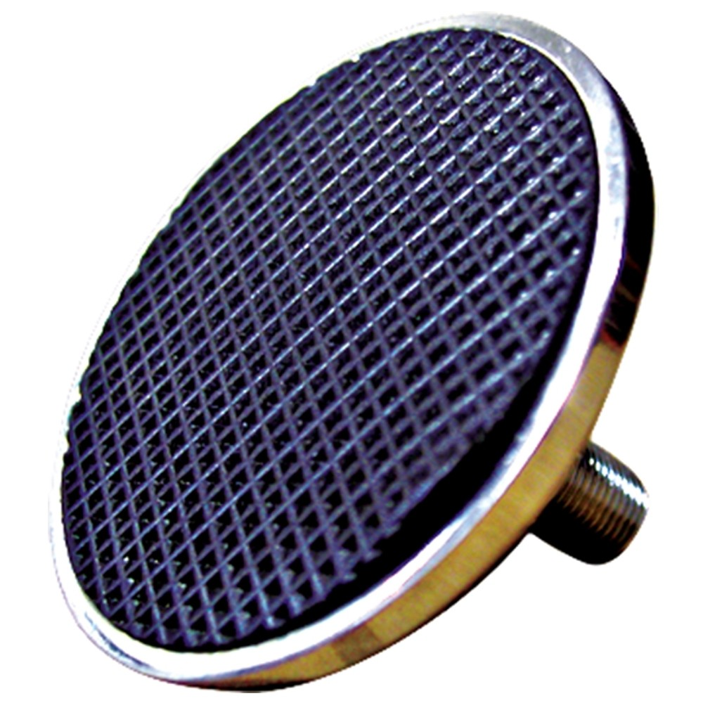 Aftermarket Style Brake Or Clutch Pedal Pad