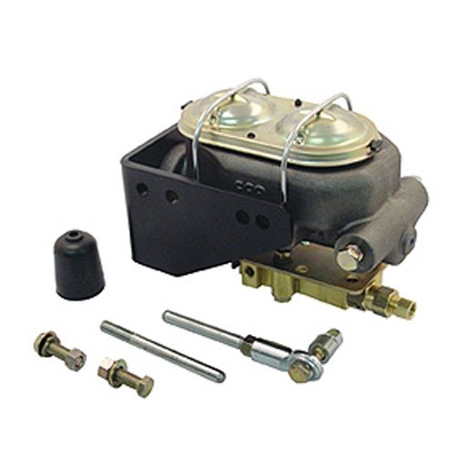 Manual Master Cylinder & Bracket Kit