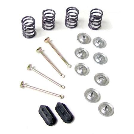 Drum Hardware Wheel Kit