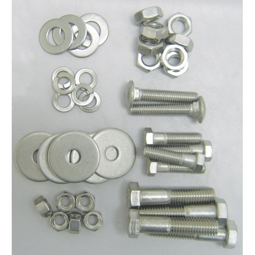 Stainless Body Mount Bolt Kit