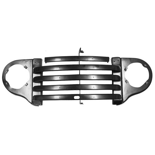 1948-50 Die Stamped Grille Assembly