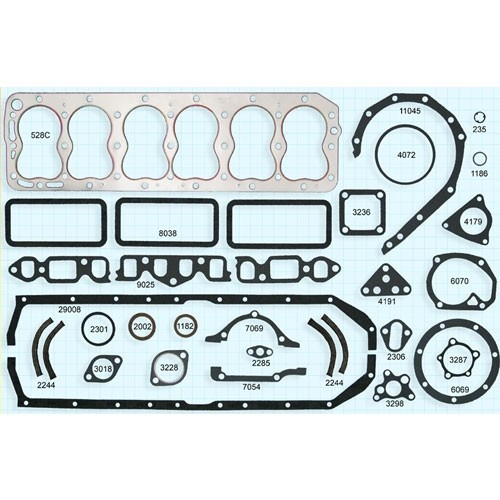 226 Engine Gasket Set