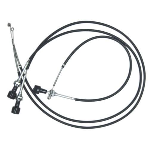 Heat & Fresh Air Control Cable Set