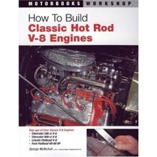 How to Build Classic Hot Rod V8 Engine