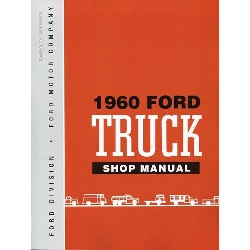 1948-56 Ford Truck Illustrations Catalog
