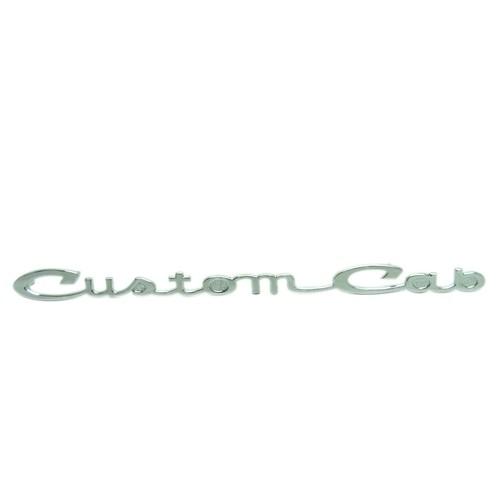 Custom Cab Door Emblem