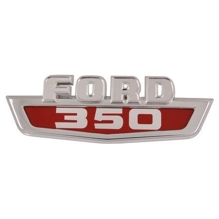 Hood Side Emblem