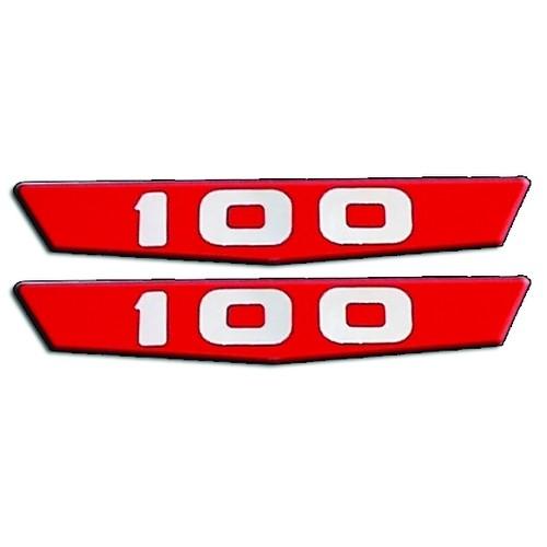 Hood Emblem Inserts