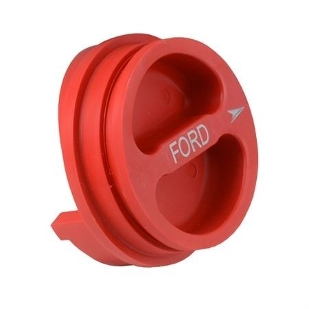 Lock-Out Hub Actuation Knob
