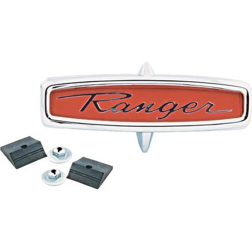 Ranger Grille Emblem