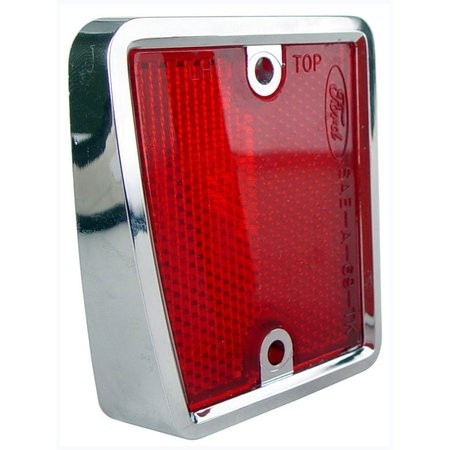 Body Side Reflector